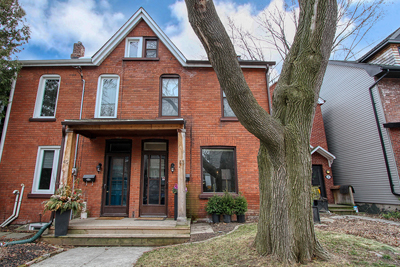 43 Austin Ave - Leslieville home sold by Ford Thurston & Chris Olsen Leslieville real estate agents